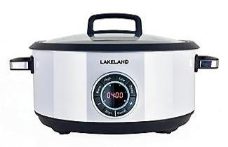 lakeland digital slow cooker 6.5l
