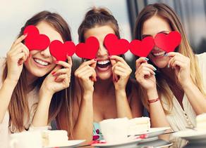 Galentines Guide:  Celebrating Unromantic Love