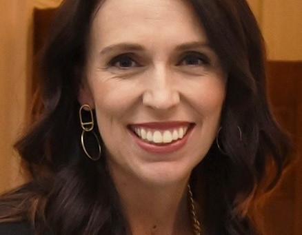 Leadership: Jacinda Arden.