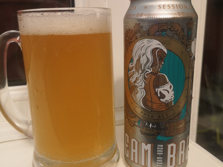 Blog #29. Steam Brew Session IPA. It showed me mercy.