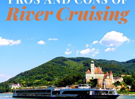 River Boat Cruise: Pros and Cons