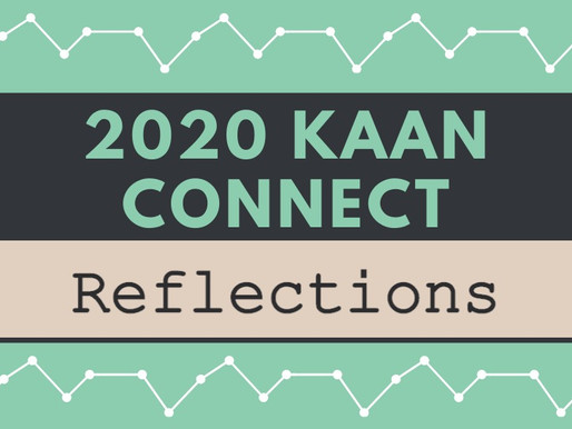Reflecting on 2020 KAAN Connect