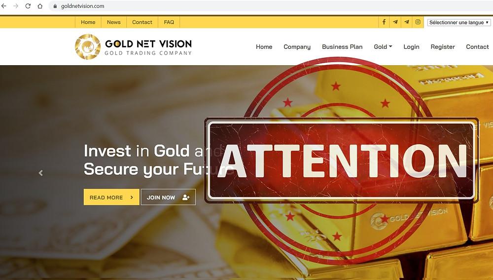 Gold Net Vision AVIS