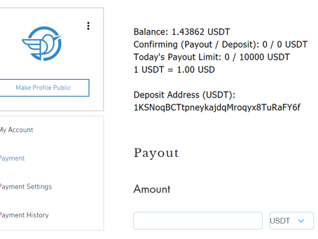 Finmail Payment accepts all email addresses