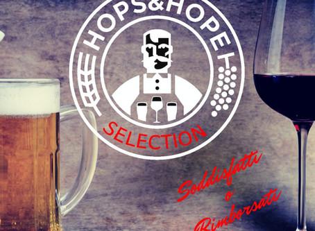 Nasce a Febbraio 2020 la Hops&Hope Selection