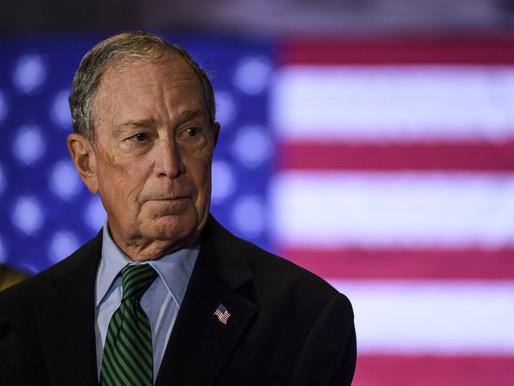 "Michael Bloomberg: The Democrat's ""dark horse"""