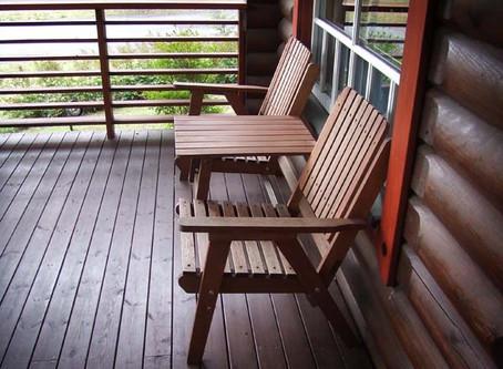 考える椅子