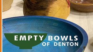 Empty Bowls of Denton goes Virtual this year