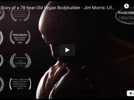 The story of a 78 year old vegan bodybuilder - Jim Morris
