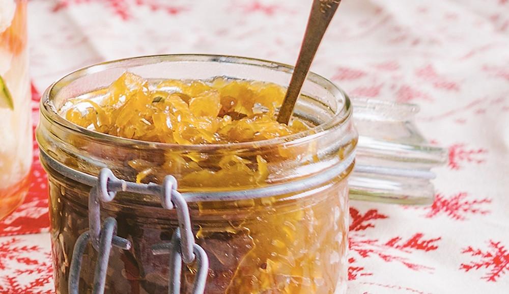 Svogūnų džemas, vmg receptas