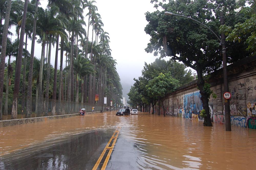 Rio de Janeiro Brésil Pluies torrentielles actu international catastrophe naturelle glissements de terrain