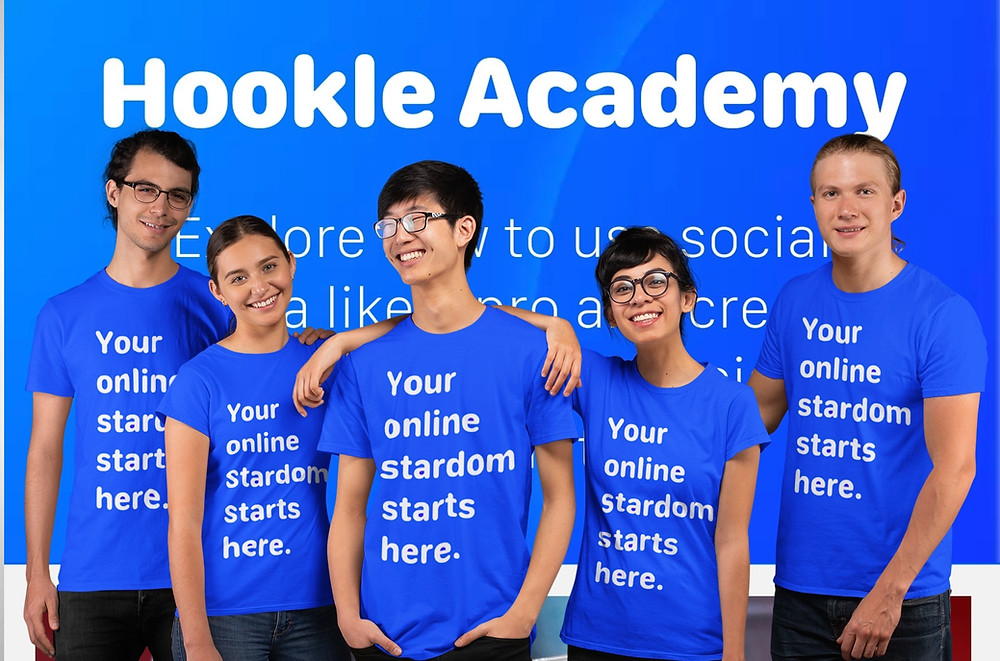 Social media teamwork using Hookle app - tips and tools for effective collaboration - with Hookle