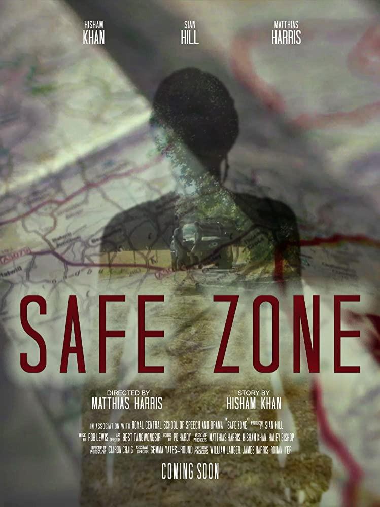 Safe Zone movie poster