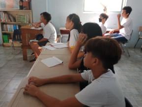 Training the Volunteer's