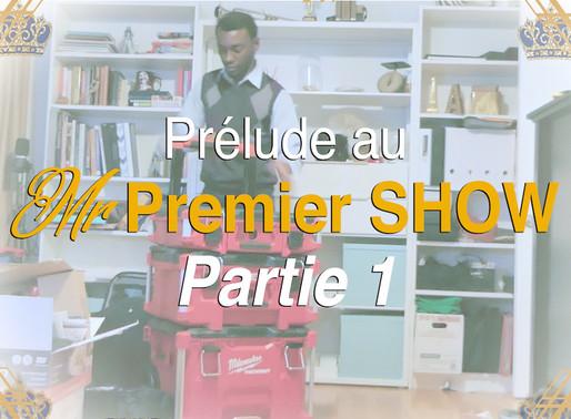 Mon Web TV Show - Partie 1
