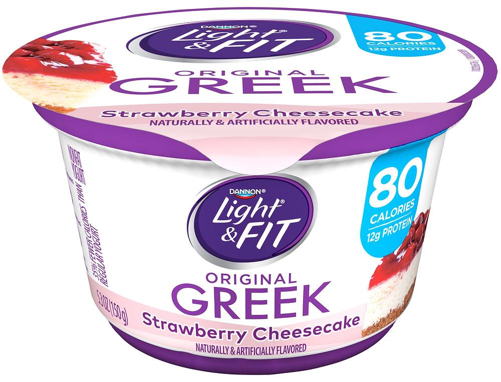 Danone Light & Fit Greek Yoghurt