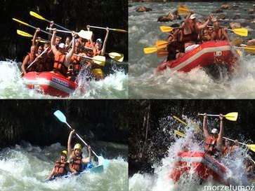 Adrenalina na tureckiej rzece. W kanionie Köprülü.