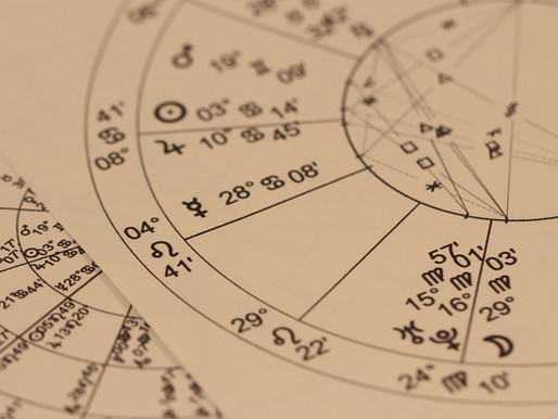 Beginner Astrology - How to Read Your Natal Chart