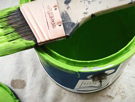 A Crash Course in Paint Colors