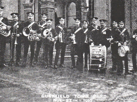 The Cuckfield Band was 'One of the best and widest known' in Sussex