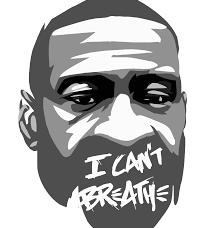 I Can't Breathe: Το γεγονός της κρατικής δολοφονίας τους George Floyd μέσα από έργα καλλιτεχνών