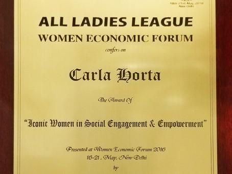All ladies league award