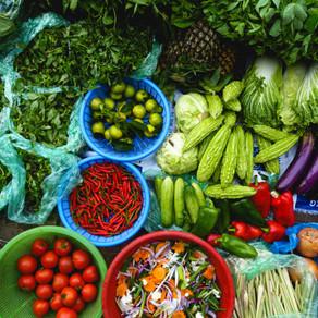 Основы вегетарианского питания для отличного самочувствия