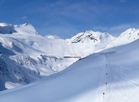 Where To Ski In The Alps In October?