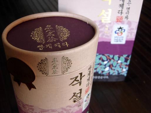 Tasting Note: 2009 Ssangkye JAKSEOL - Semi Wild Handong Green Tea