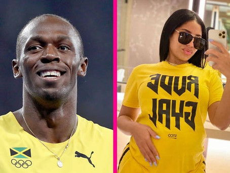 Usain Bolt becomes a father as girlfriend gives birth to baby girl