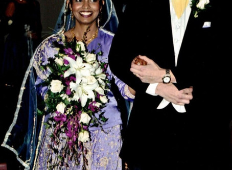 Wedding Picture-Celebrating 21st Anniversary-Madly In LOVE-Two American Citizens-Last Week