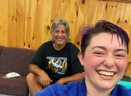 Life at the Jason Morris Judo Center