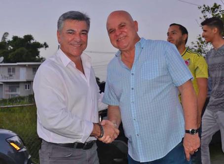 Roberto Rivera Ruiz de Porras anuncia su endoso a Charlie Delgado para Gobernador de Puerto Rico