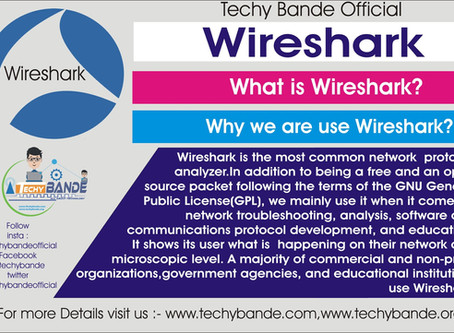 What is Wireshark?
