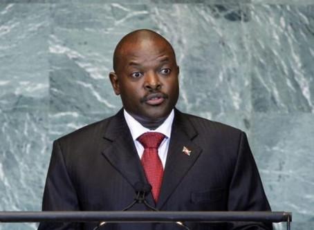 Burundi president Nkurunziza dies of heart attack at 55