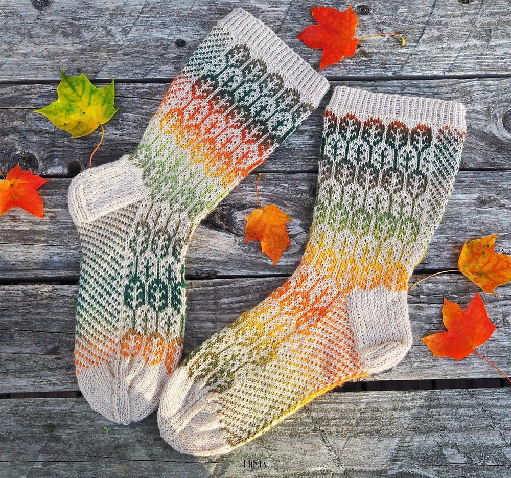 syysmetsä-sukat