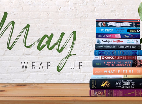 May Wrap-Up & Book Haul!