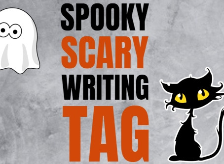 Spooky Scary Writing Tag