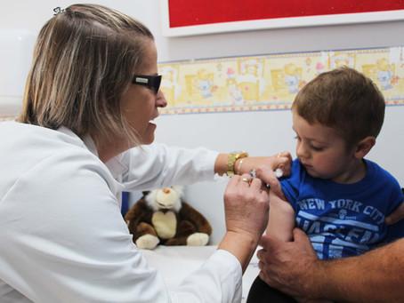População deve se vacinar contra a gripe