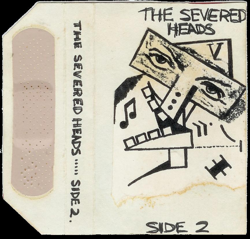 Severed Heads, Side 2, 1980