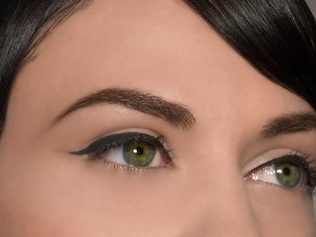 Eyebrow Tinting - how dark should you go?