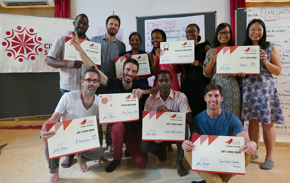 Social Innovation Challenge - Winners of the Grand Finale Pitch