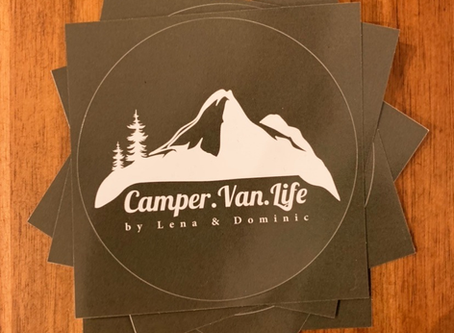 Camper.Van.Life Sticker #stickertausch