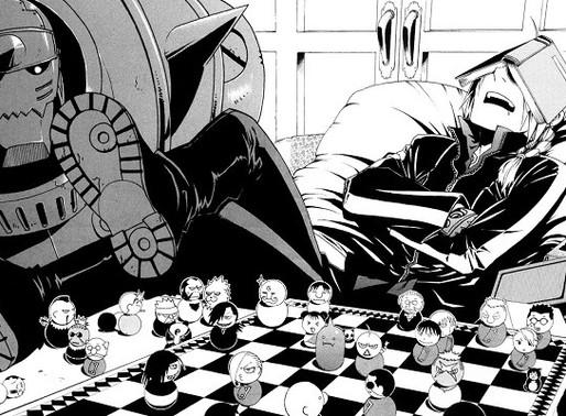 Ars Mágica: Conceitos mágicos e filosóficos por trás de Fullmetal Alchimist