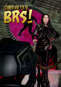 Comment Here Promo pic for the BRS