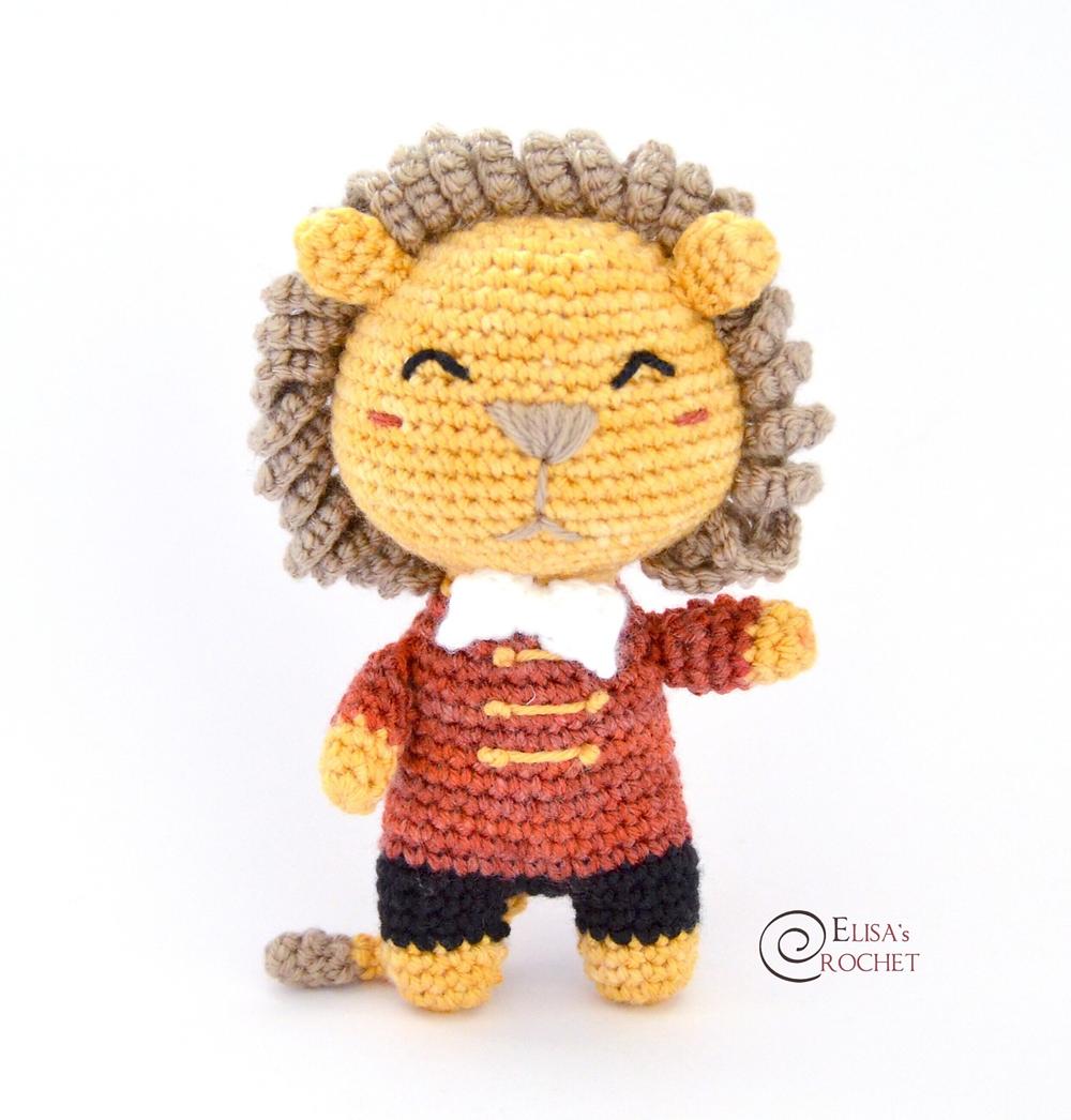 93 Best Amigurumi - Lions, tigers images in 2020 | Amigurumi ... | 1046x1000