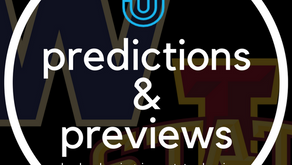 Predictions & Previews: Husky Classic & Iowa State Classic