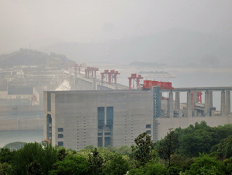 Record Floods Test the Three Gorges Dam