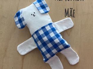 Como fazer uma  almofada Mãe! Ideal para brincar e fazer companhia ao seu filho/a!  Boas costuras!