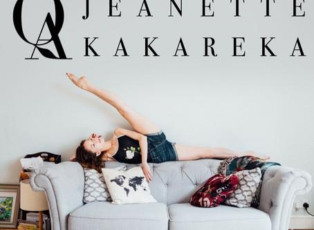 Jeanette Kakareka Q&A